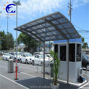Transparent plastic bike carport commercial for sale
