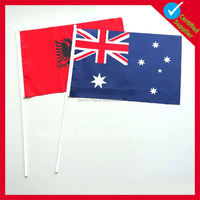 Buy polyester hand waving flag in China on Alibaba.com
