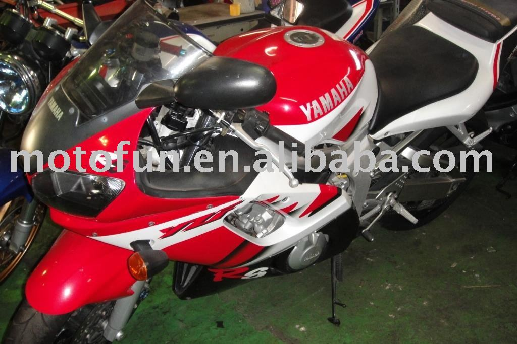 USED MOTORCYCLES YZF-R6 for sale Japan 250/600/1000cc export