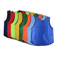 soccer & football training vest bibs,adult football training mesh vests,custom football bibs