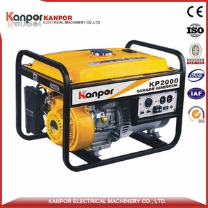 ISO certificate open type low price 0.5kva gasoline portable generator