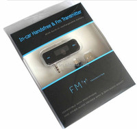 Brand New 3.5mm LED Wireless FM Radio Trandsmitter For iPhone/iPad/Samsung/MP3