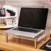 POP Sale Acrylic Monitor Stand with Keyboard Storage and Holds