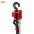 Cheap price HSZ Type 6 Ton Industrial Manual Chain Hoist