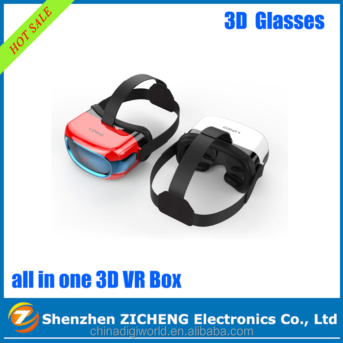 2016 Hot Selling Video VR Box 2.0 with Remote