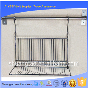 Stable style wrought iron wall rack wrought iron plate rack  sc 1 st  Alibaba & Stable Style Wrought Iron Wall RackWrought Iron Plate Rack - Buy ...