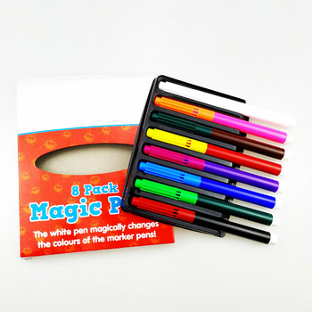 water based pigment magic change pen, doodling sketching pen