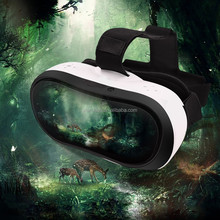 shenzhen factory Virtual Reality hot video player 3d vr box glasses