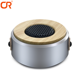 Hot Sale Smart Round Mini Music Car Portable Wireless Subwoofer Speaker