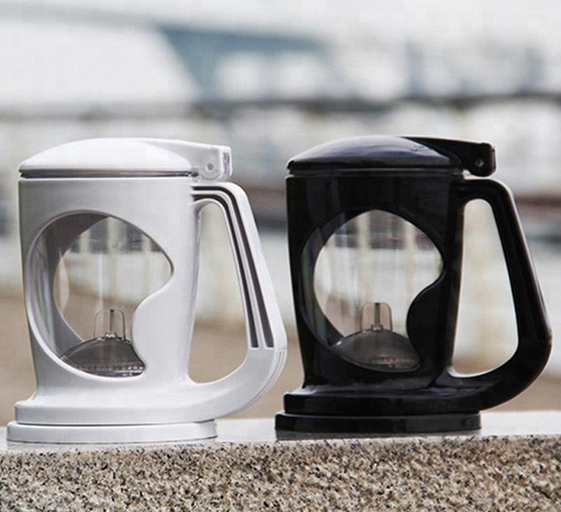 Alibaba.com / Loose Tea Infuser Maker Bottom Dispensing Teapot Dripper