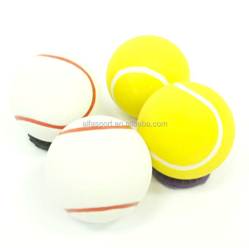 2015 Promotion Rubber High Bounce Ball Tennis Type Kid Toy Made In