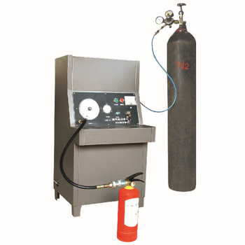 S28 Reliable Easy To Use High Quality Fire Extinguisher Nitrogen Filling Machine