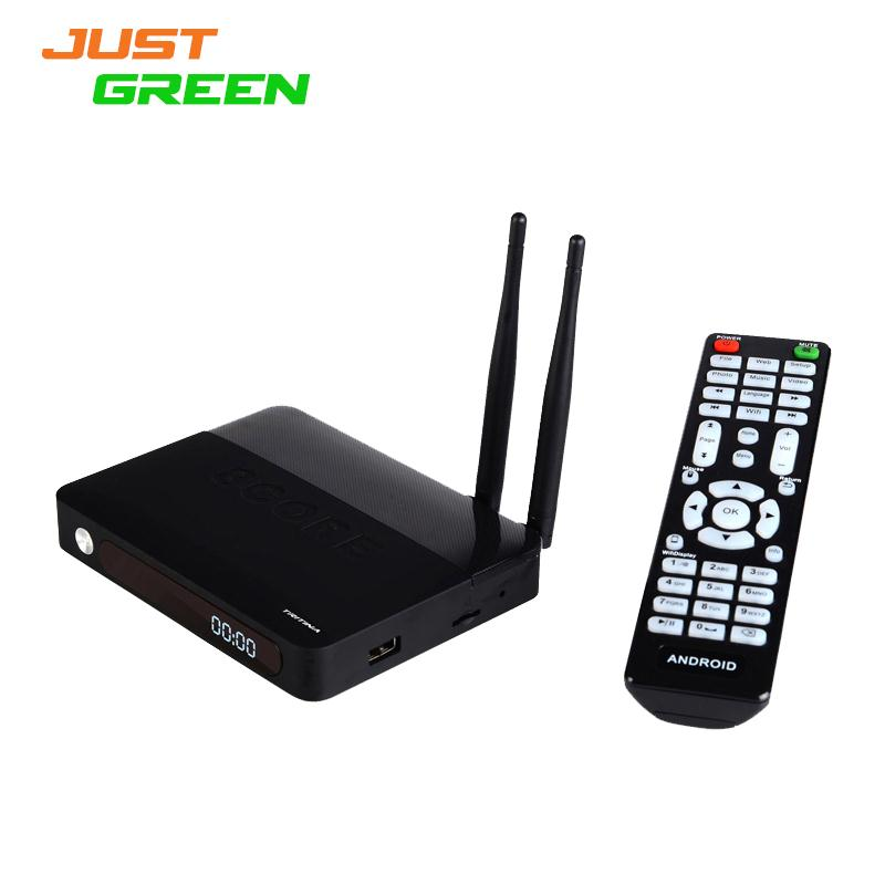 Fashion! Justgreen JGA39 <strong>TV</strong> Stick 8GB Wifi Android 6.0 BT 4.0