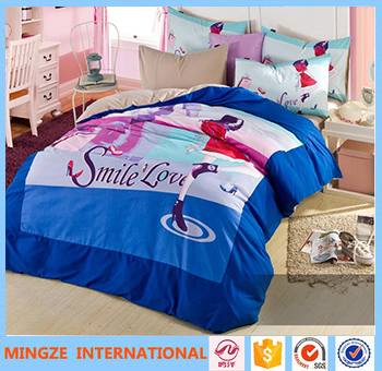 China wholesale kids quilt cover set