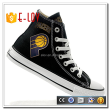 Low price rubber sole canvas shoes with good price