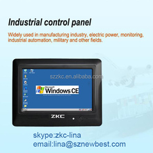 WinCE 6,0 alle-in-one 7 zoll tablet embedded industrie Computer