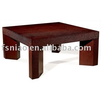Simple design wooden centre table designs bd2680c buy for Latest center table design