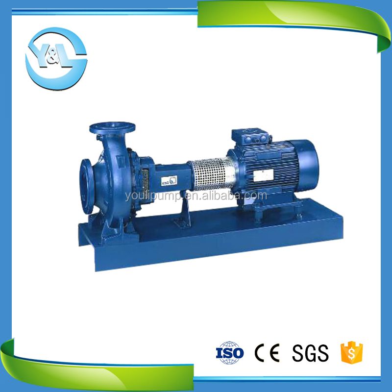 90kw marine electric driven centrifugal sea water pump
