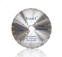 "14"" Diamond Coated Cutting Blade for Slate/Tile"