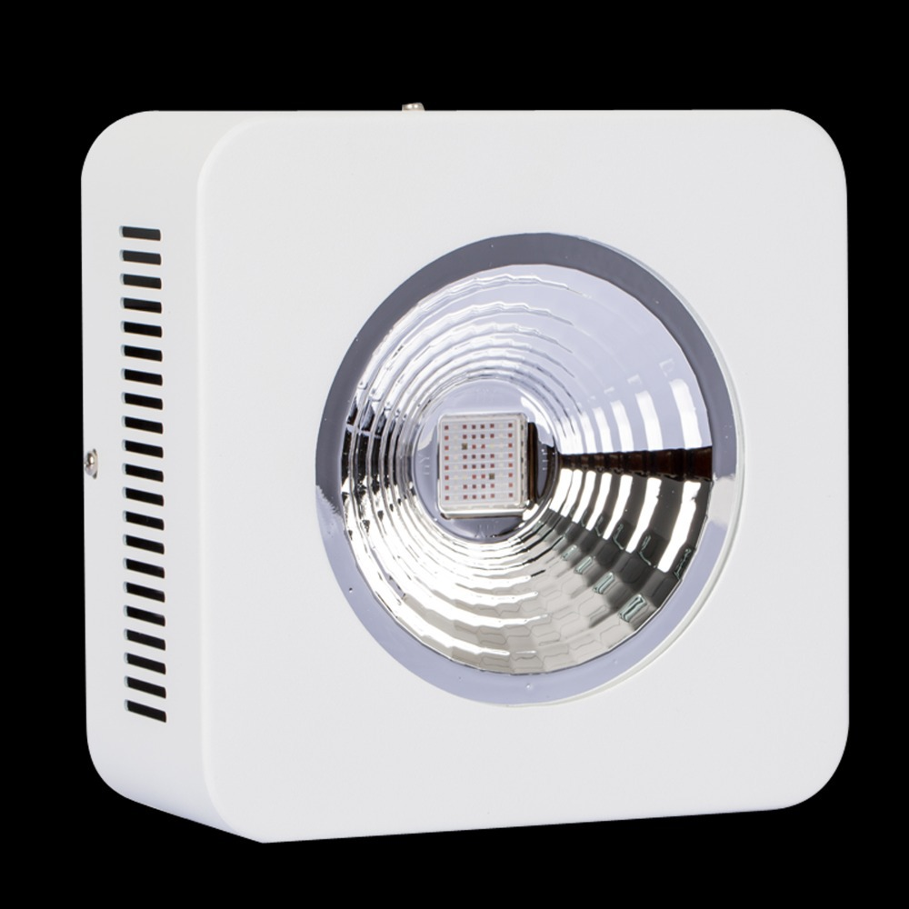 Commercial Led Grow Lights: 2015 Best Spectrum 200W Led Grow Light COB Reflector Lamp