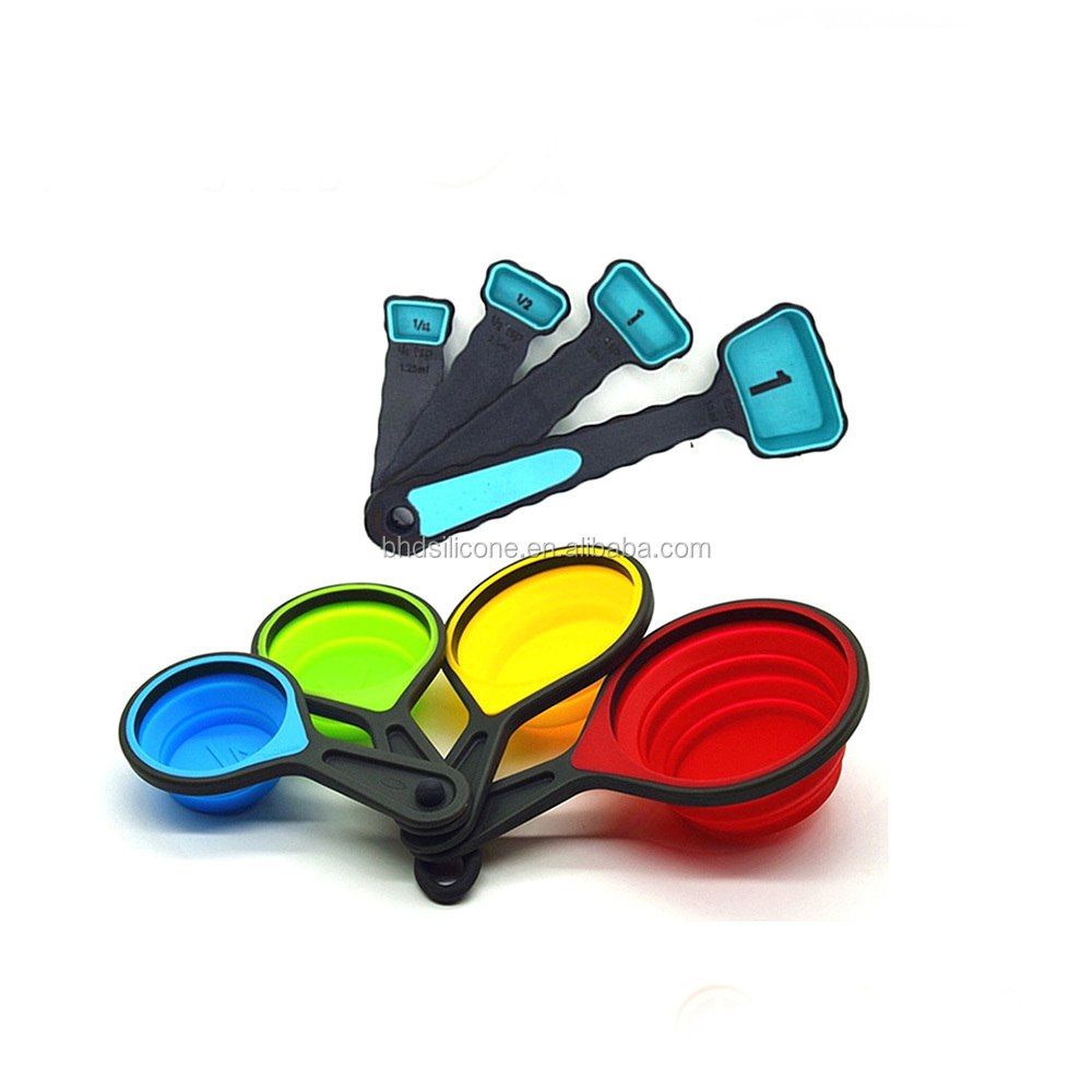 Folding Silicone Measuring Cup 125ml, Folding Silicone Measuring Cup 125ml  Suppliers And Manufacturers At Alibaba.com