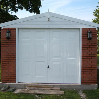 Long Service Life Durable Automatic Roller Garage Dooraluminum