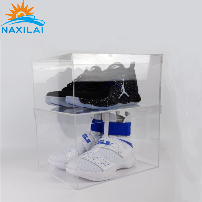 acrylic shoes box 8