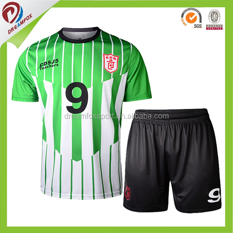 cheap wholesale sublimation soccer jersey, soccer jersey set uniform custom adult
