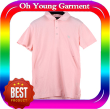 Clothing Manufacturing Companies Wholesale Blank 100% Cotton Pique Dri Fit Men's Polo Shirt