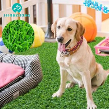 Synthetic Artificial Fake Grass Turf Lawn pet mat Flooring carpet