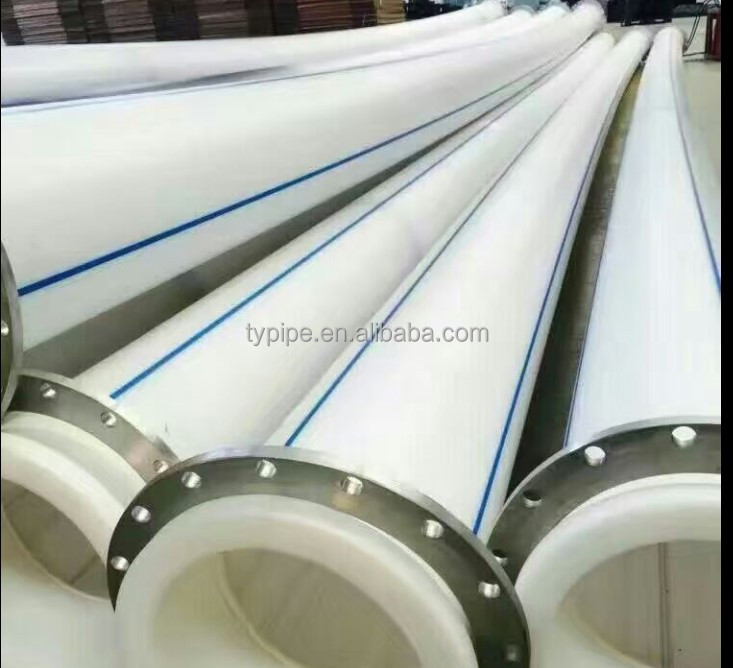 ISO4427 hdpe PE100 water pipe 1 hdpe pipe