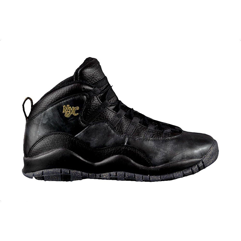 aea54993116b9e Buy Nike Air Jordan X 10 Retro Black Venom Green Cool Grey ...