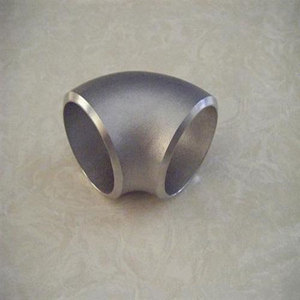 Factory custom made grade 321 stainless steel 45 degree elbow