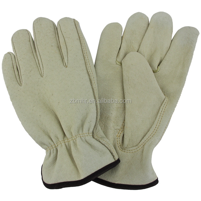 Brand MHR short welding gloves reinforced 1 gp pro gloves