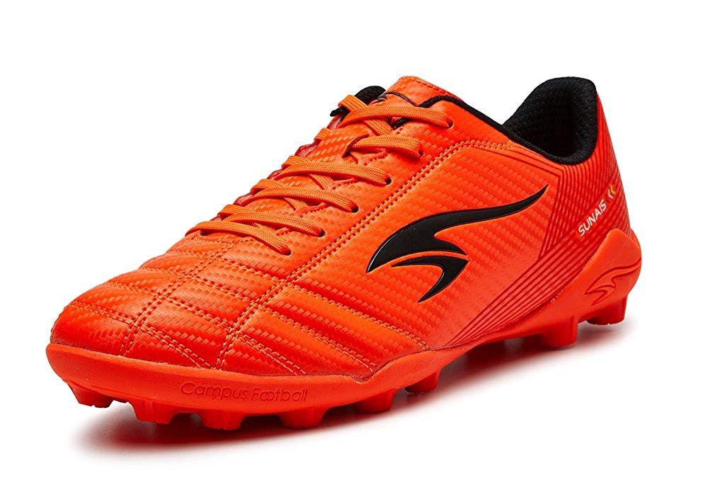 d696eea37 Get Quotations · SUNAIS Kids MG Cleats Soccer Shoes Outdoor Comfortable  Football Shoes(Little Kid Big Kid