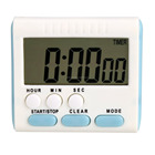 NEW Arrival Loud Digital Kitchen Countdown Timer Magnetic LCD Large Display Countdown Timer