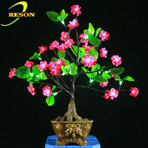 Artificial flowers with led lights(RS-TL113)