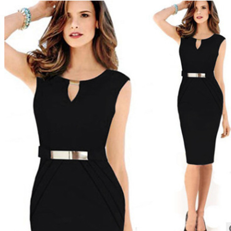 Latest design plain casual dresses for ladies plus size women dress chiffon new style