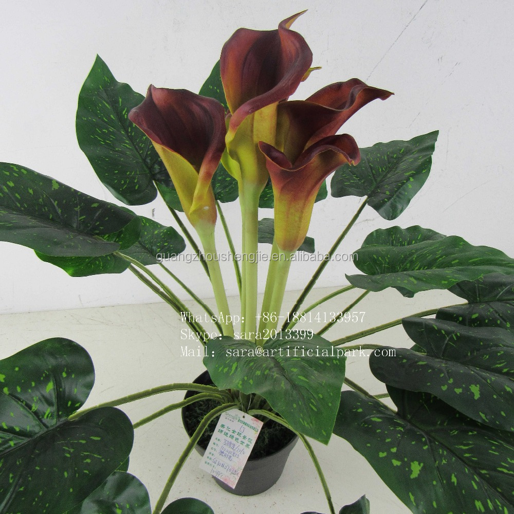 Make cheap artificial plantsArtificial anthurium plants