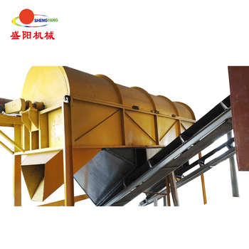 high quality full automatic hollow particle board production line