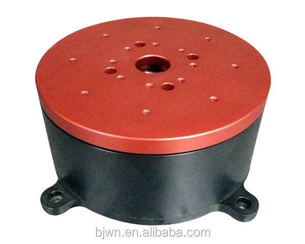 High-speed Mute Cross Roller Guide Direct Drive Motor Rotary Stage