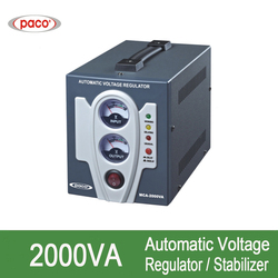 2kva voltage limiter 120v 220v 2000watt car voltage stabilizer with avr surge protection