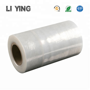 Liying Packaging LLDPE Pallet Wrapping Film Stretch Film Jumbo Roll
