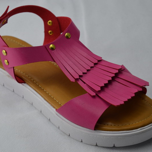 A Little Heel Wholesale Cheap Design Ladies Teva Sandals