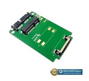 mSATA to Micro SATA Adapter