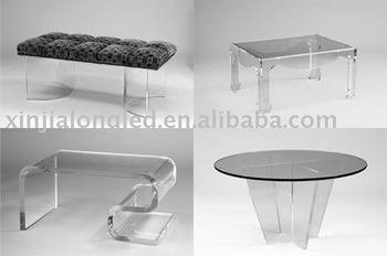 Mutil Shaped Clear Acrylic Bench, Acrylic Chair ,perspex Furniture