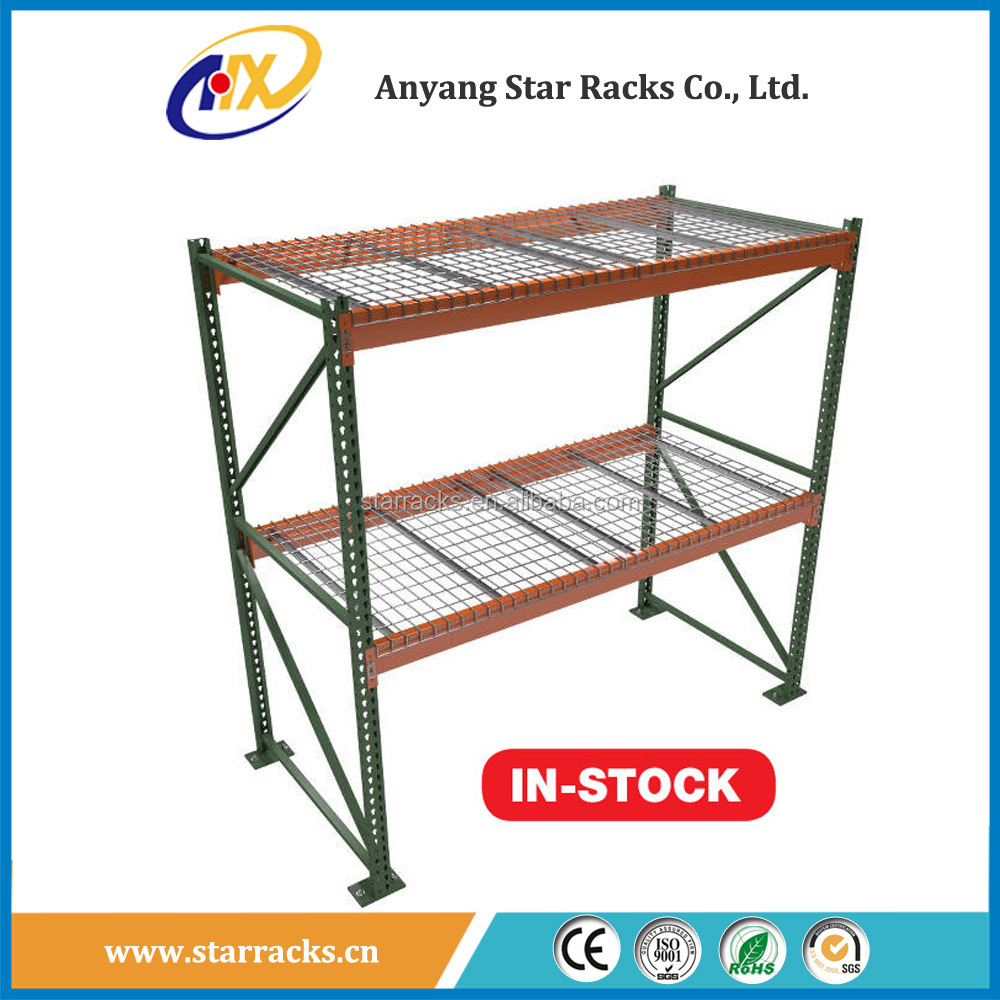 Heavy Duty Stainless Steel Warehouse Shelves Rack Trade