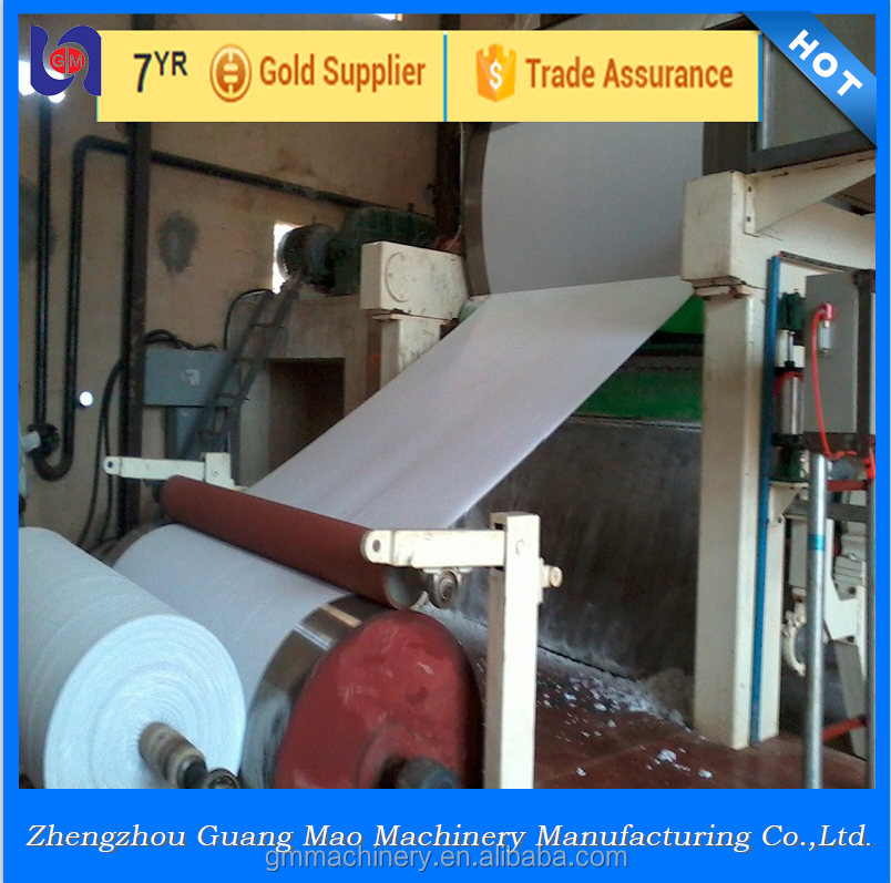Small toilet paper rolls manufacturing machine prices china tissue paper machinery from rice straw and sugar cane