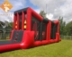 Popular Best choice Plastic inflatable dry slide for fun