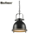 Rustic Industrial Pendant Lights Vintage Lamp Suspension Luminaire Water Pipe Chain Hanging light